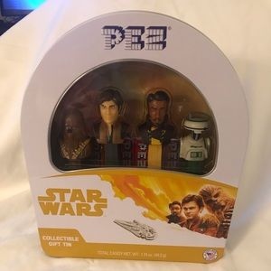 Pez Star Wars Collectible Gift Tin - Solo